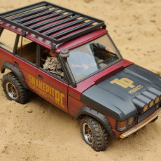 Roof Rack for Range Rover Classic