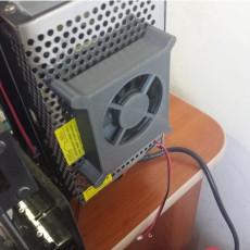 Fan case (60mm fan) for Tronxy P802M power supply