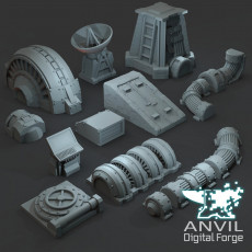 Armoured Trenchers