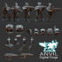 Automata Digital Forge Monthly Bundle (June 2020) Modular Infantry + Characters image