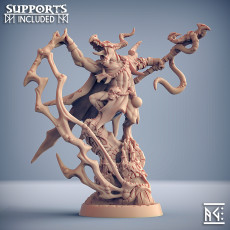 Kornutaaz the Plaguemancer - Plague-Mine Kobolds Hero