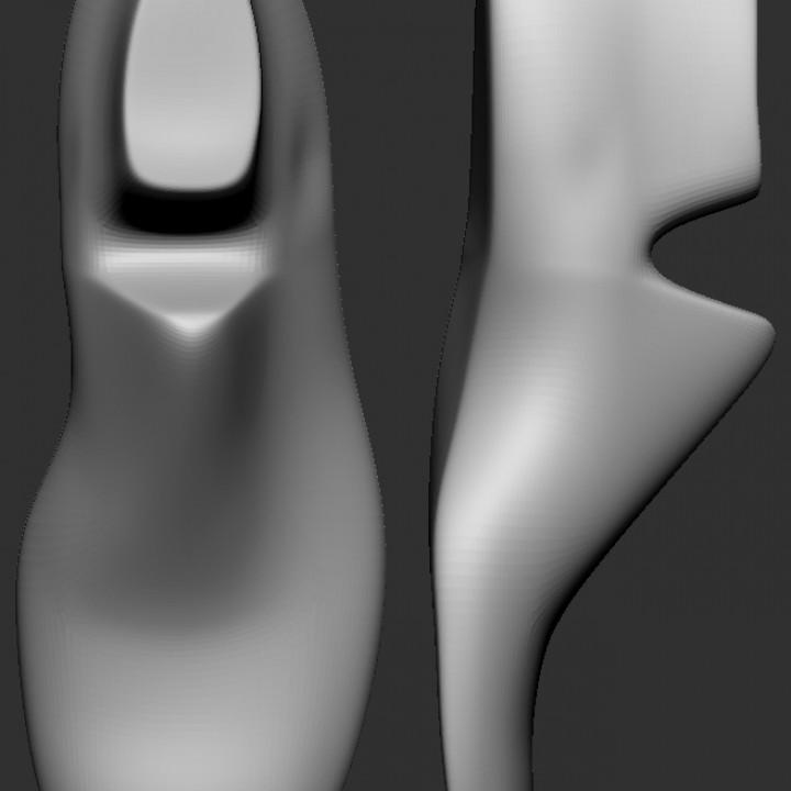 Jedi Boot Shoe Last v0.5