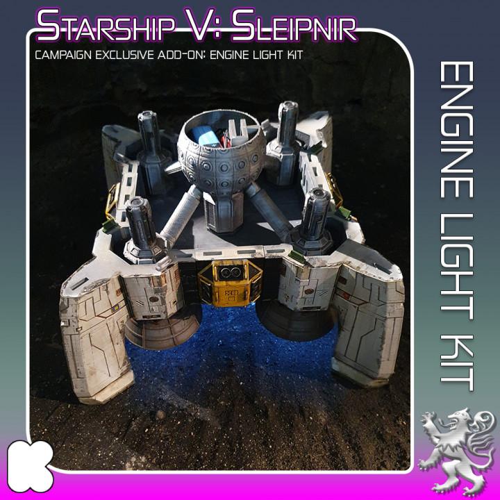 Engine Light Kit's Cover