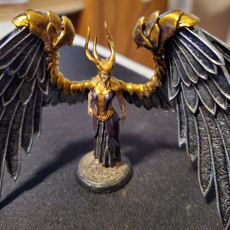 Picture of print of Valkyrie