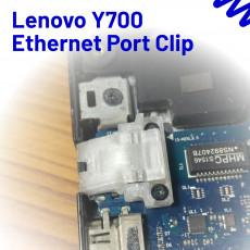 Lenovo Y700 Ethernet Port Clip