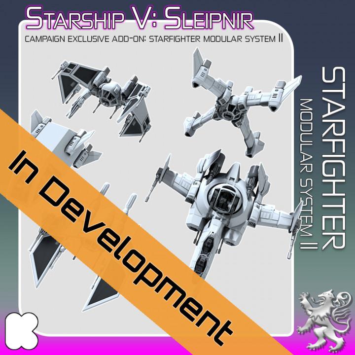 Starfighter Modular System II's Cover