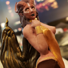 Picture of print of Succubus - Bust