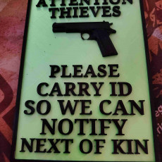 Attenion thieves