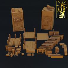 Titan City Terrain