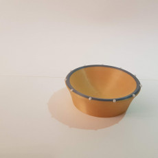 Deep Ring/Jewelry Bowl - Multi Color/Material (1/2/3 Color Versions!)