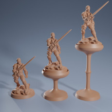 Riser Kit for Flying Miniatures