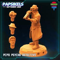 PCPD PSYCHO DETECTIVE