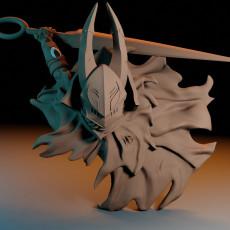 Hornet, Hollow Knight/Dark Souls mash up