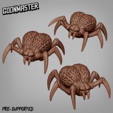 Brain Spiders