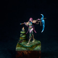 Picture of print of Female Reaper