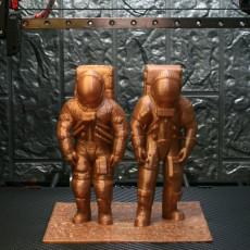 Apollo Astronaut Support Free Remix