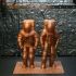 Apollo Astronaut Support Free Remix image