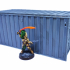 Containers for wargame terrain 6.25x6.25x15cm image