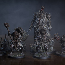 """Picture of print of """"Rotten Knights"""" bundle"""