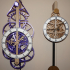 Large Pendulum Wall Clock image