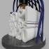 3D Printer Inspired Trophy Design image