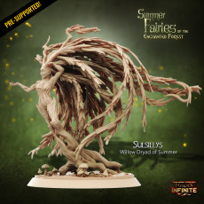 Sulsillys, Willow Dryad of Summer