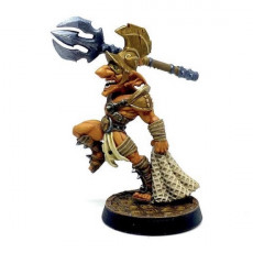 Picture of print of Trizark - Goblin Gladiator - 32mm - DnD