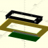 Universal Mounting Mask for LCD Modules image