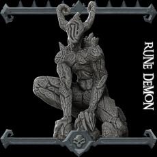 Rune Demon