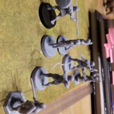 Picture of print of Realm of Eros army (10 miniatures) – STL files