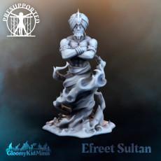 Efreet Sultan