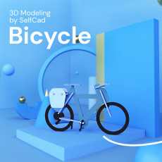 3D Modeling | Bicycle