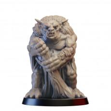 Fat hairy troll - supportless model