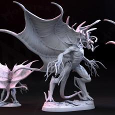 Mind Flayer Dragon