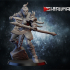 barbarian female 2 suppots ready image