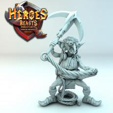Goblin Grappling hook master