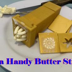 Handy Butter Stick