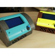 CHACRAS (CherHubert Amazing Case for Ramps-Arduino-Screen)