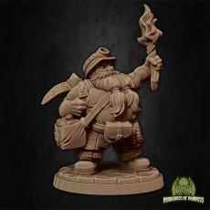 Baldur The Adventurer -  PRESUPPORTED