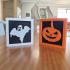 Mini Halloween decorations image