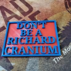 Richard cranium.