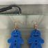 Xmas earrings (set) image