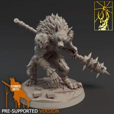 Vampire Hunters Lupo Werewolf