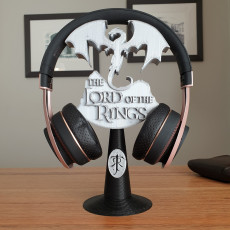Lord of the Rings Headphone Stand