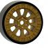 "SCX24 RIPPER 1.0"" BEADLOCK RACE WHEEL image"