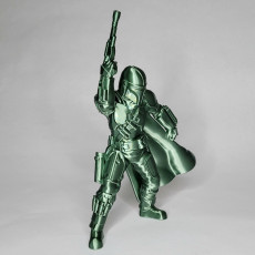 Picture of print of The Mandalorian Support Free Remix Pose 2/5