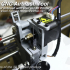 dlb5s CNC Airbrush Tool V3. Control your Airbrush with your old 3D Printer image