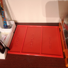 Lean organizer for Home Office