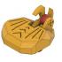 3D printable antweight battlebot: Bulldog image