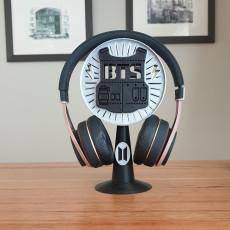 BTS Headphones Stand